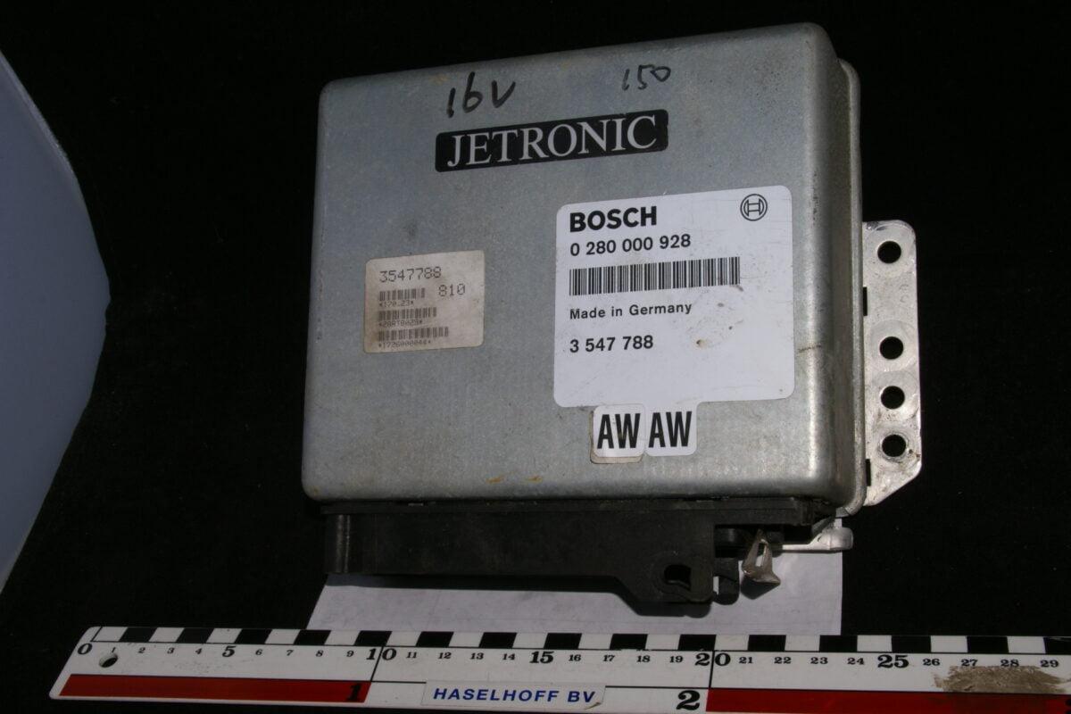 Computer Bosch Jetronic AW 16 valves 280000928-0