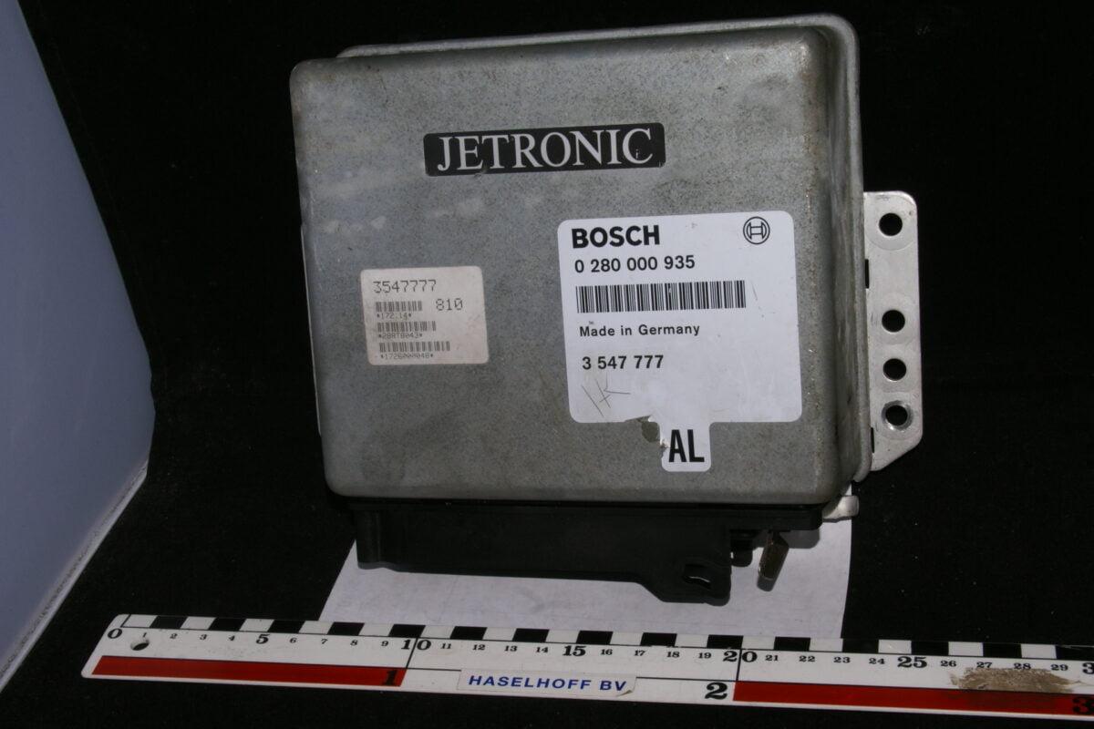 computer Bosch Jetronic AL 0280000935-0