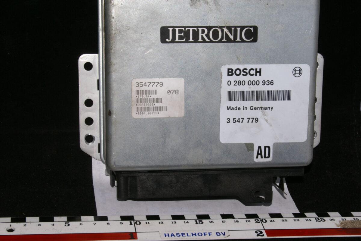 computer Bosch Jetronic AD 0280000936-0