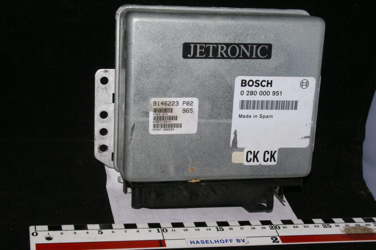 computer Bosch Jetronic CK 0280000951-0