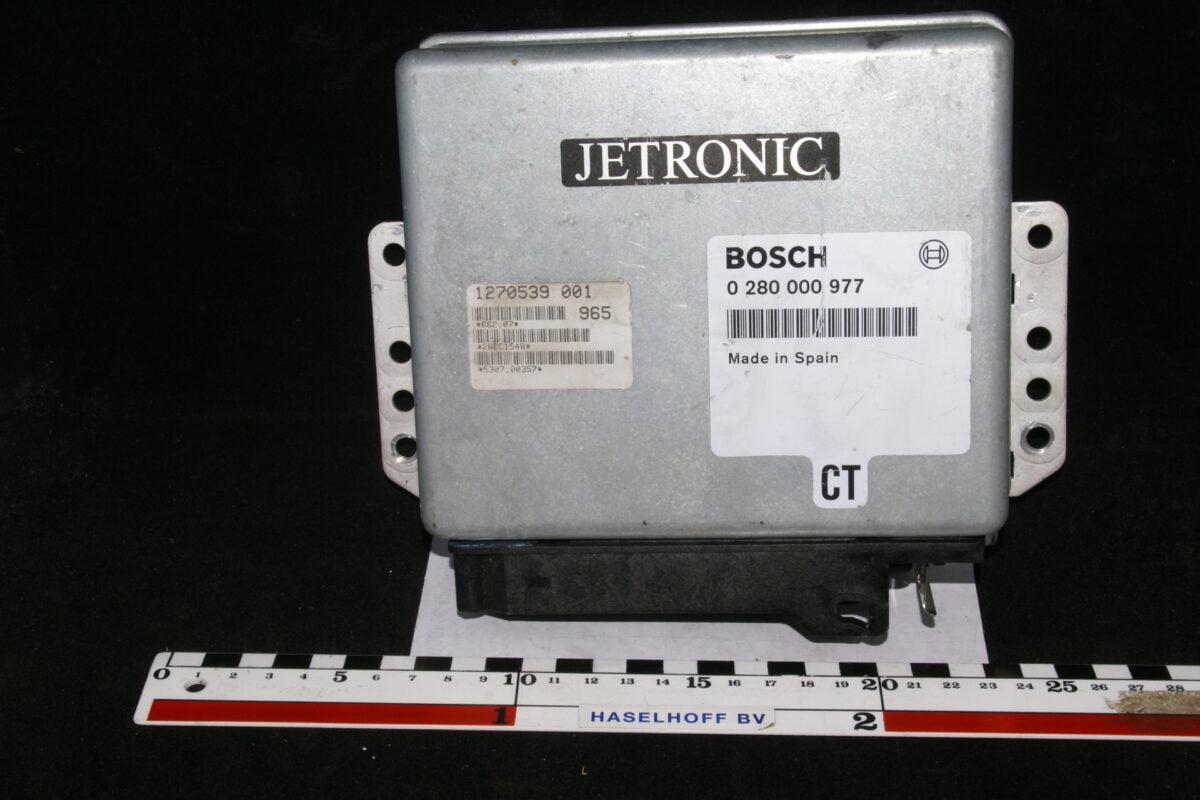 computer Bosch Jetronic CT 0280000977-0