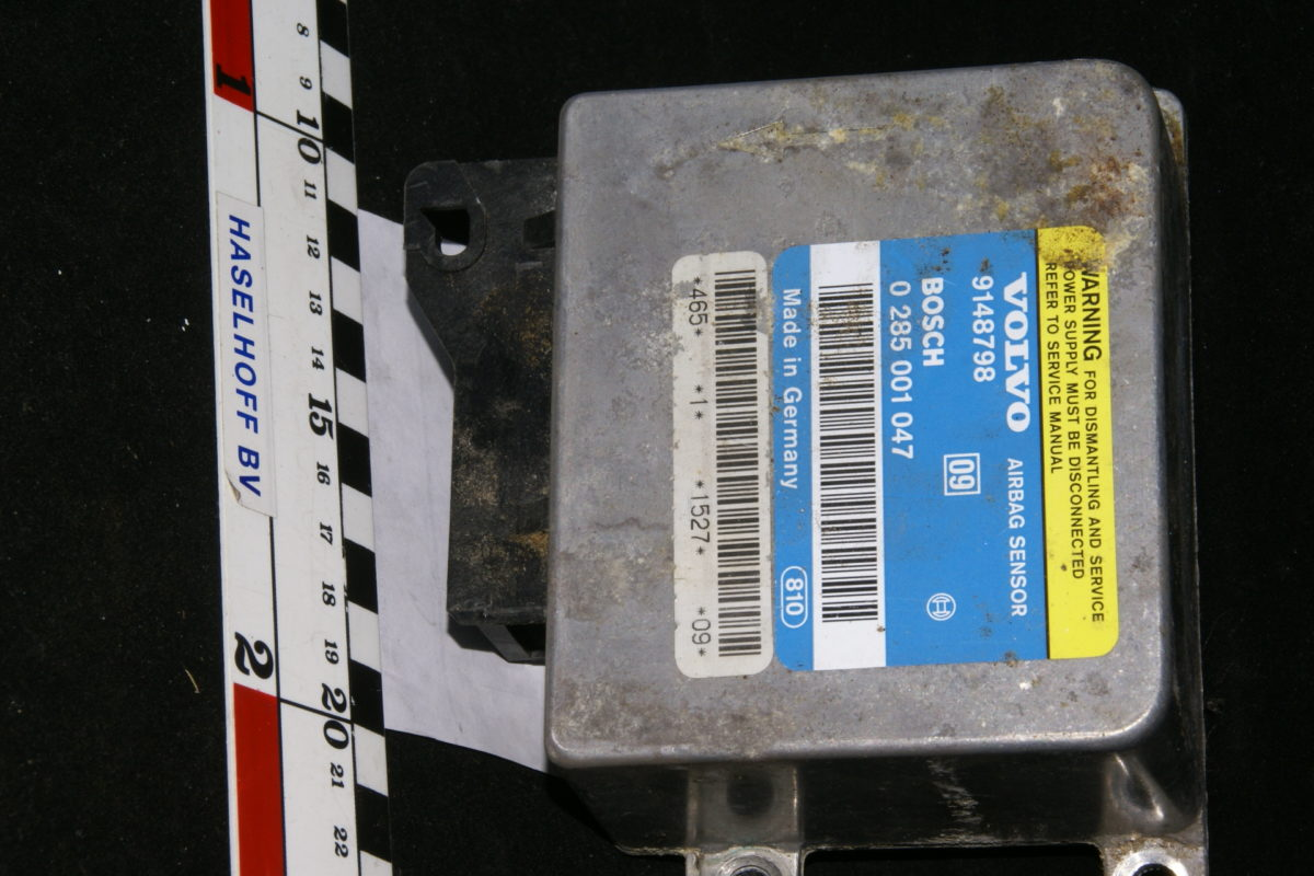 airbagsensor Bosch 0285001047-0