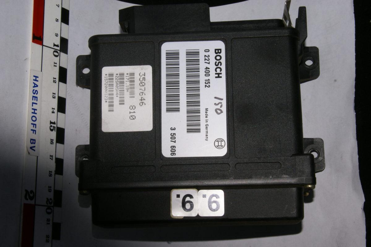 computer Bosch 0227400152-0