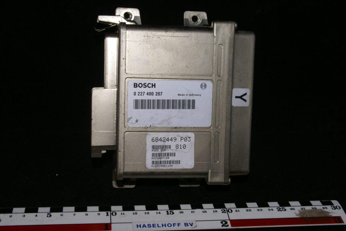 computer Bosch Y 0227400207-0