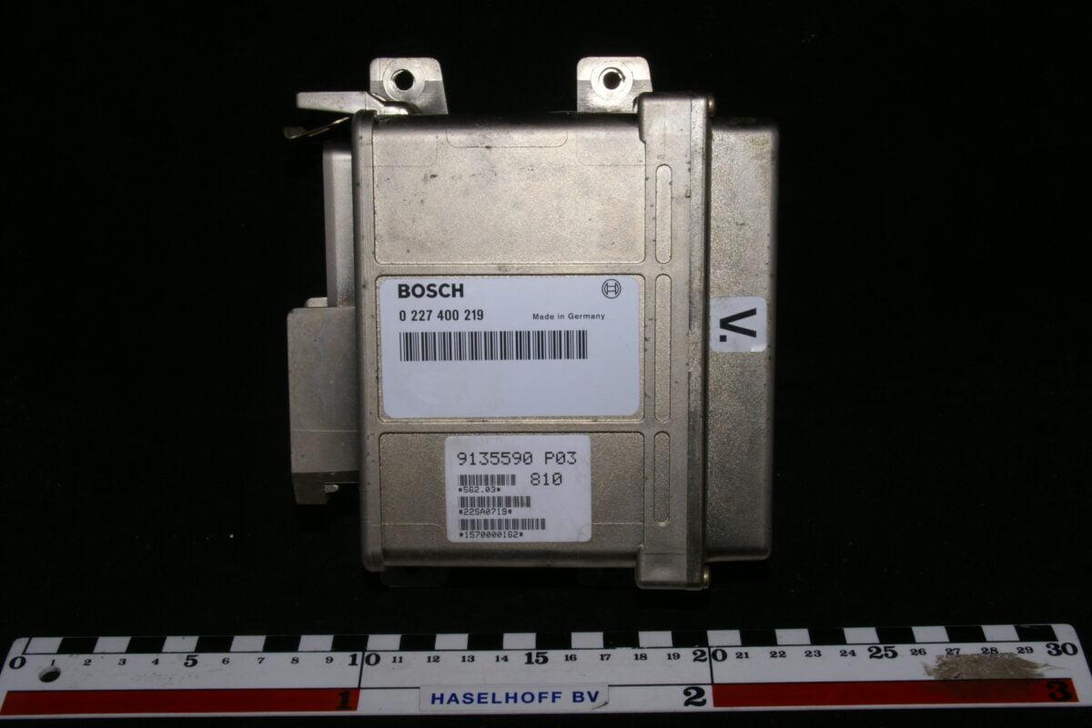 computer Bosch V. 0227400219-0