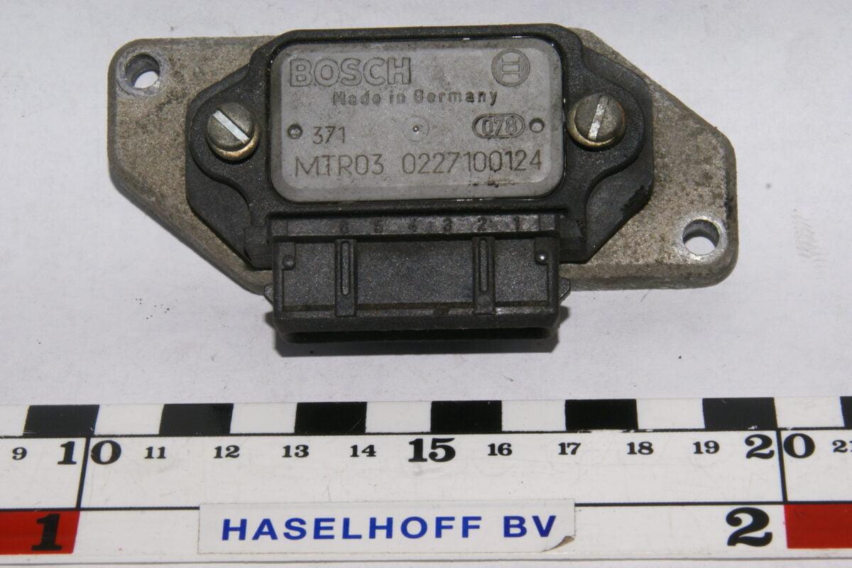 Bosch module MTR03 0227100124-0