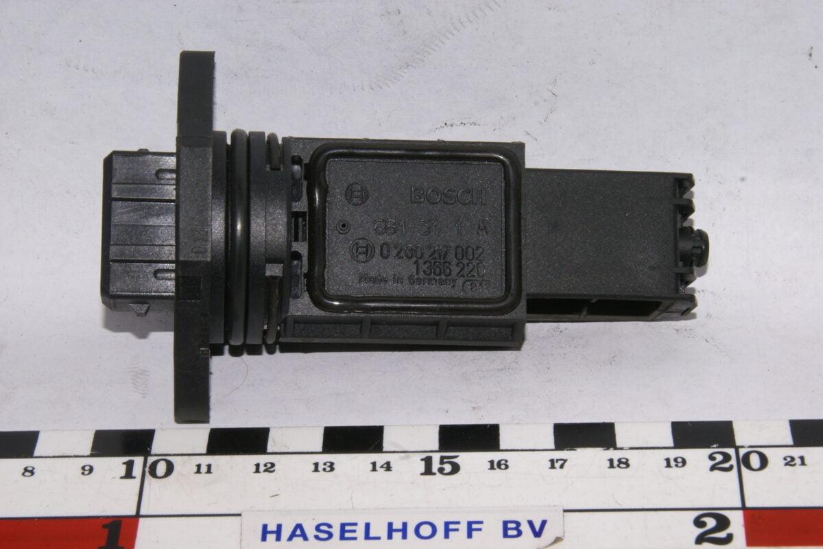 Bosch luchtmassameter 1366220 02802170022-0