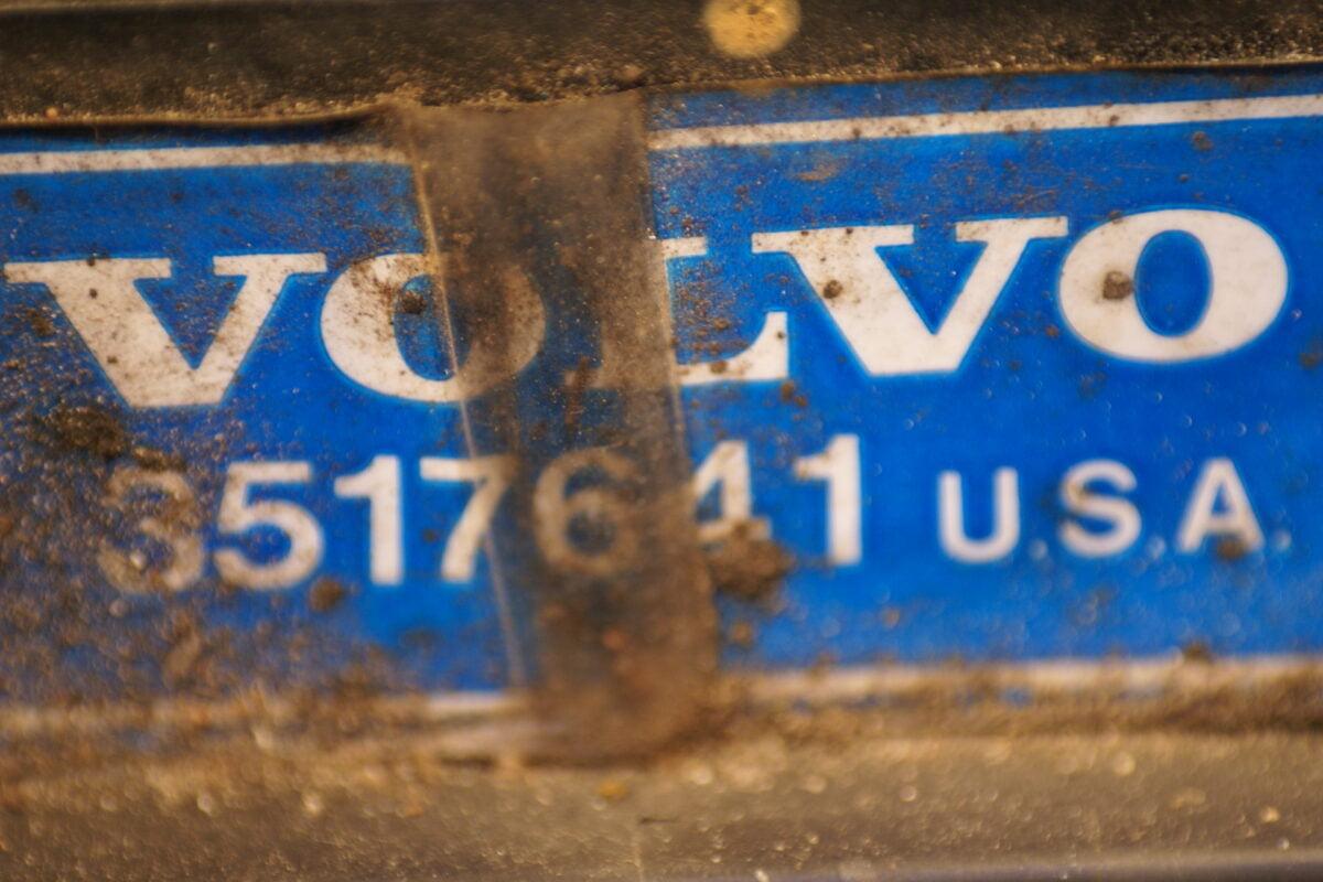 computer Volvo USA 3517641-0