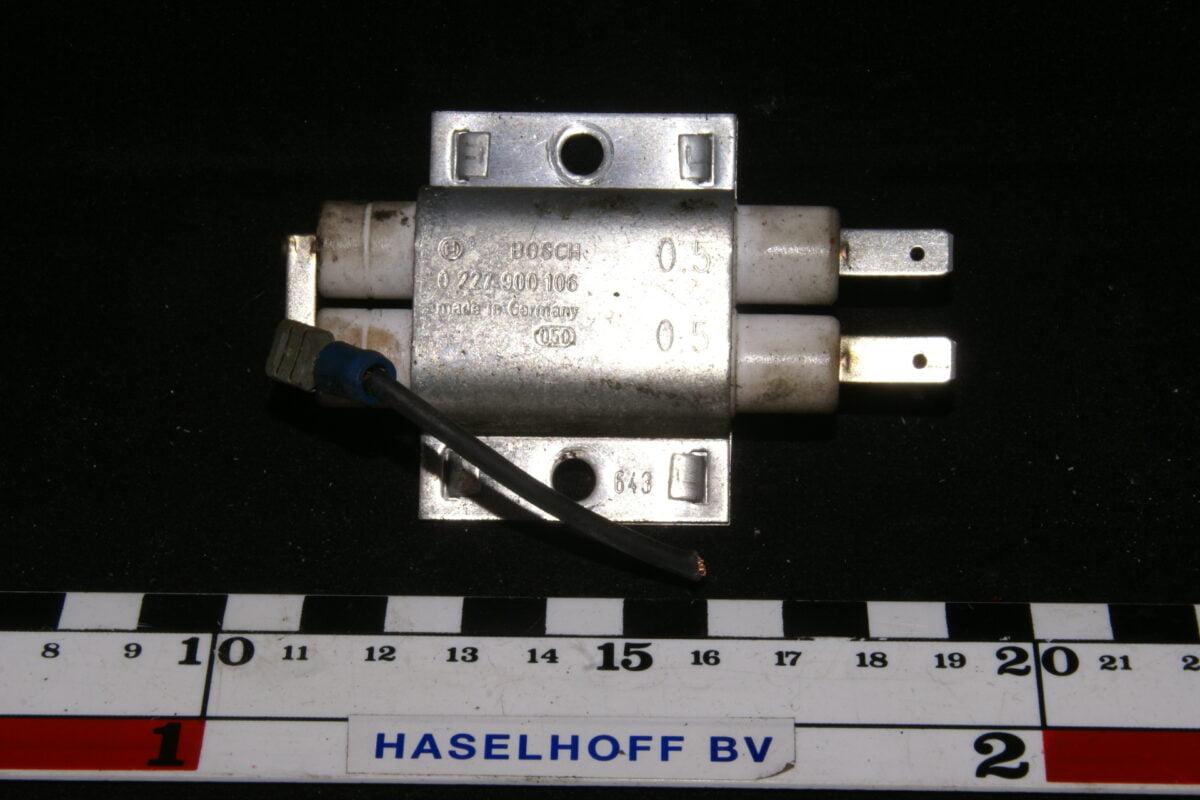voorschakelweerstand Bosch 0227900106-0