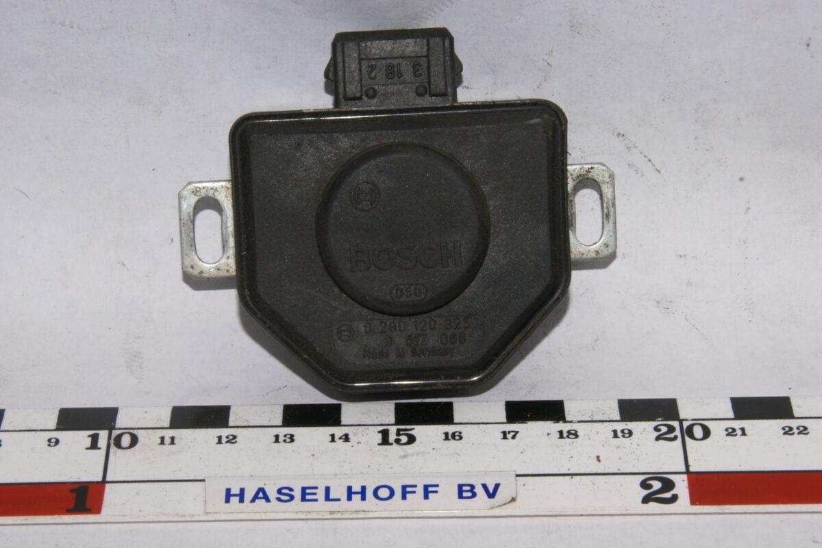 gasklepsensor Bosch 3517068 280120325-0
