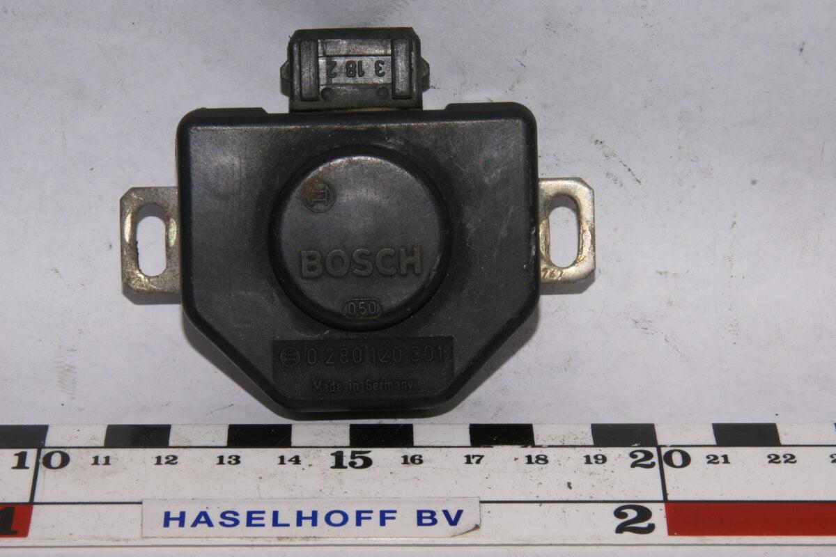 gasklepsensor Bosch 050 0280120301-0