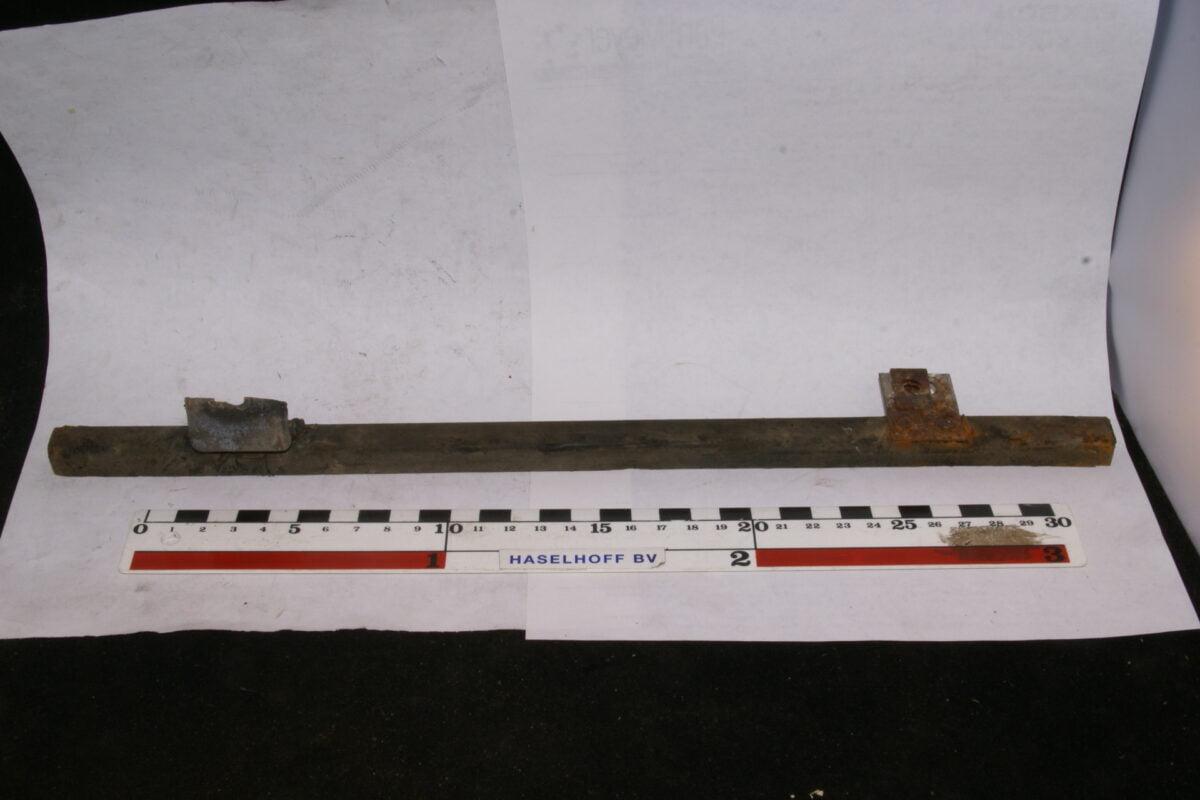 raamgeleider portier links achter Amazon 120 130 160104-1954-0