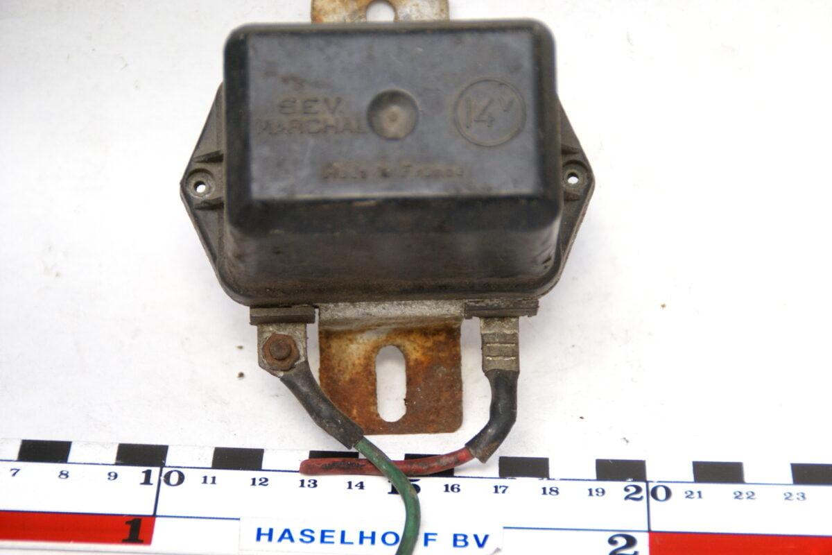 SEV Marchal spanningsregelaar B18/29 gelijkstroom 12V 160314-3706-0