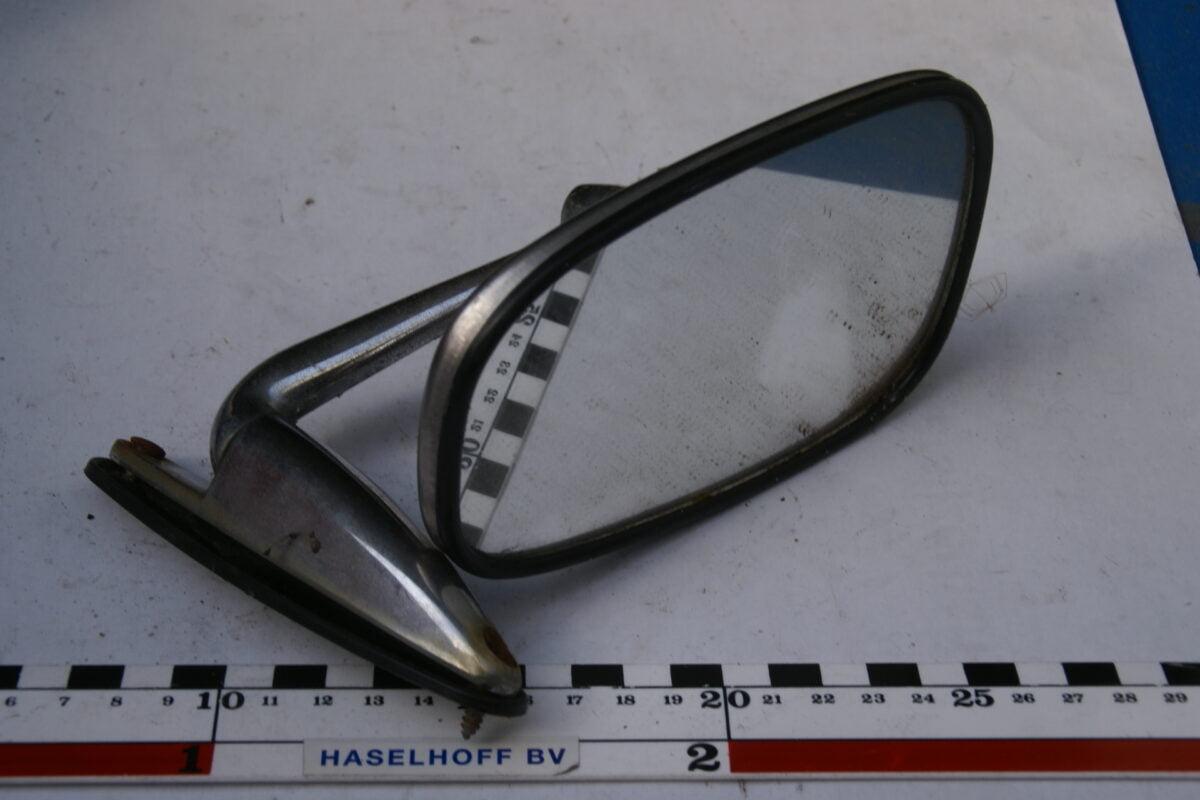 buitenspiegel met schroefjes chroom 160316-3810-0