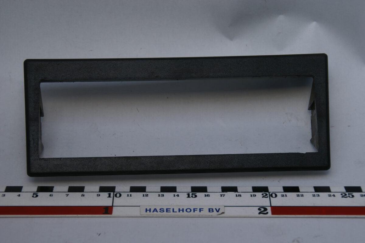 radiomontageplaat plastic 160418-4122-0