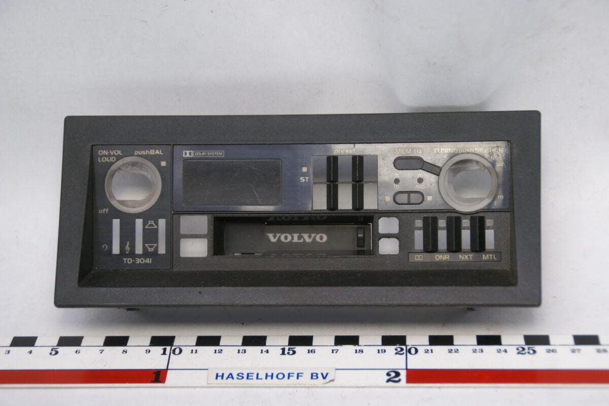 Volvo dolby radio cassette 160421-4197-0