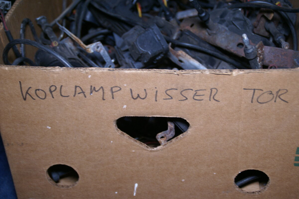 koplampwisser motor zonder arm 160608-5055-0