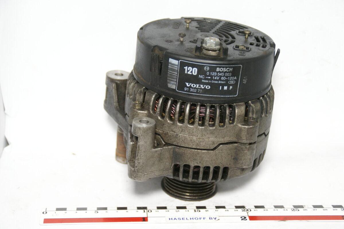 Bosch dynamo 120 Amp 123545003-0