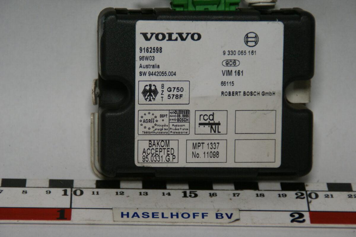 Volvo Bosch control unit central lock 9162598-0