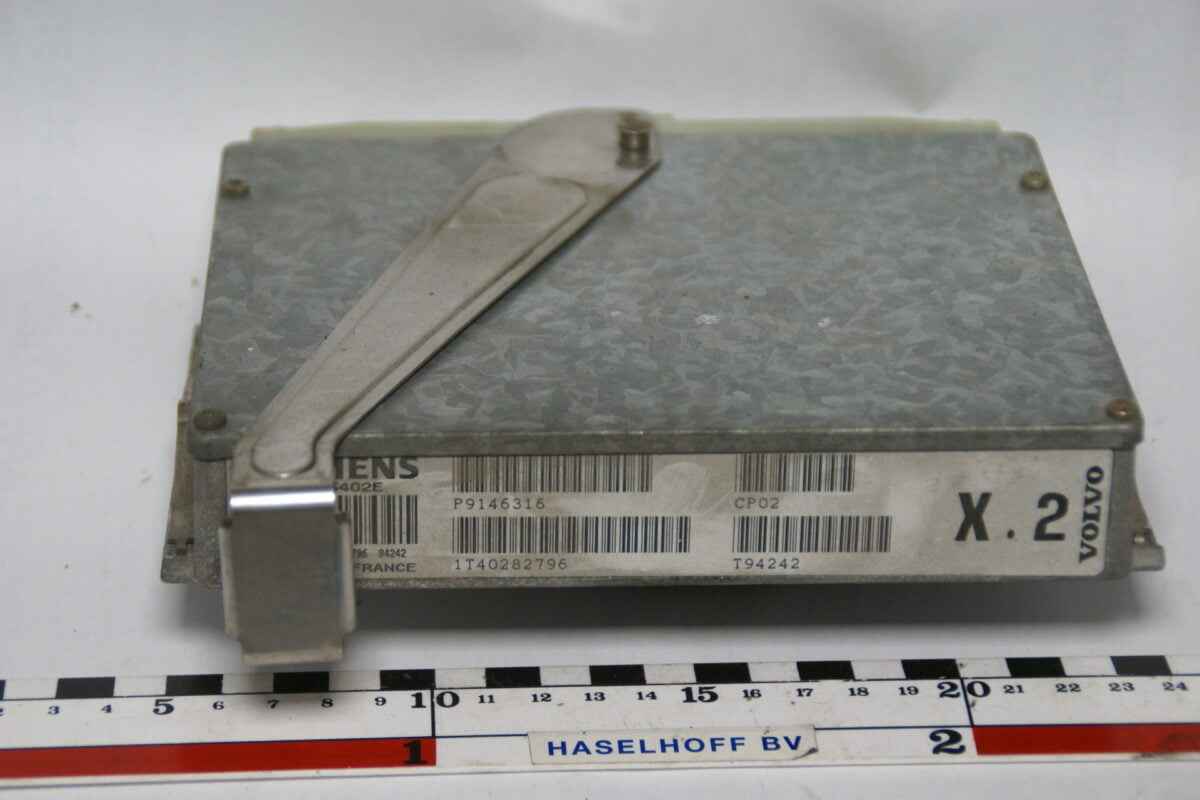 Volvo kachel regelklep 160629-5683-0