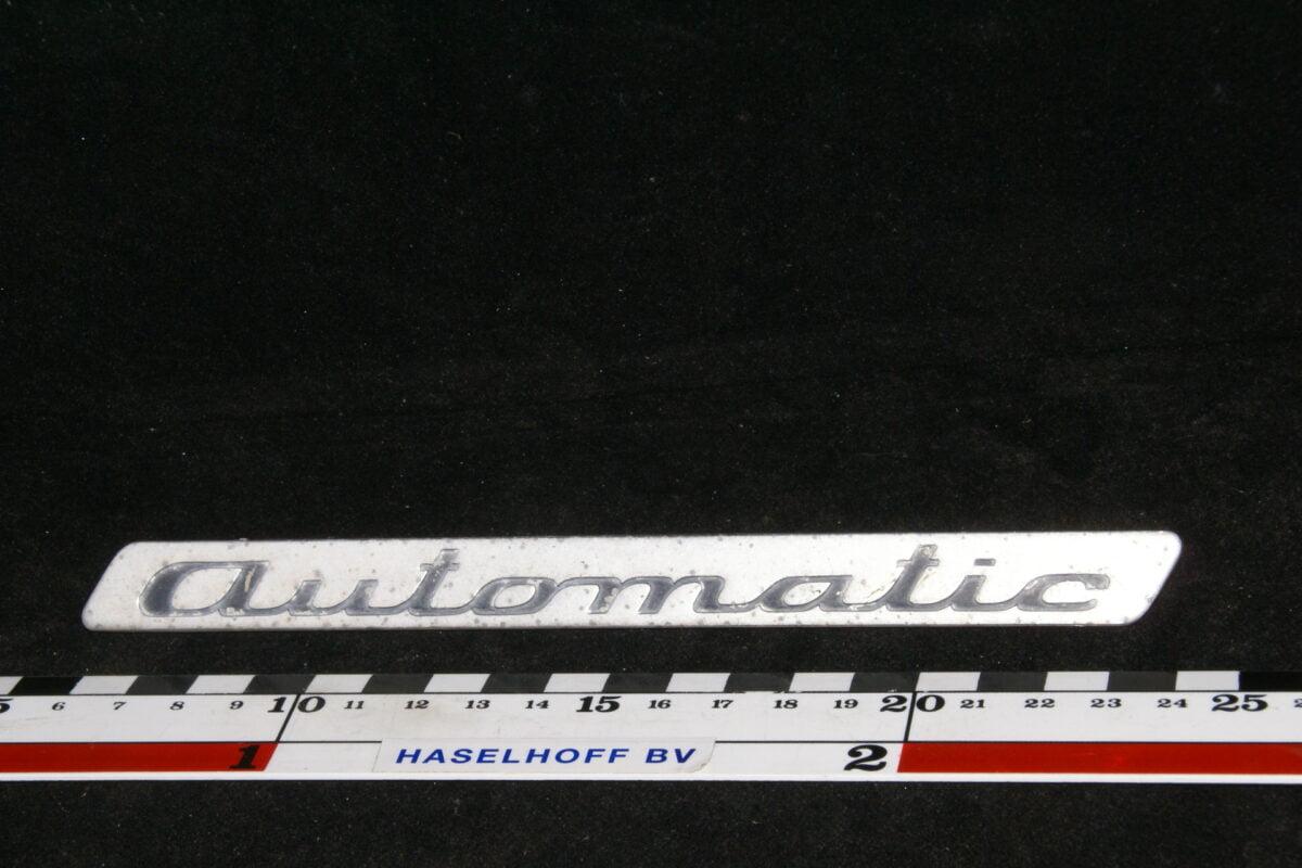 embleem Automatic 141100-0319-0