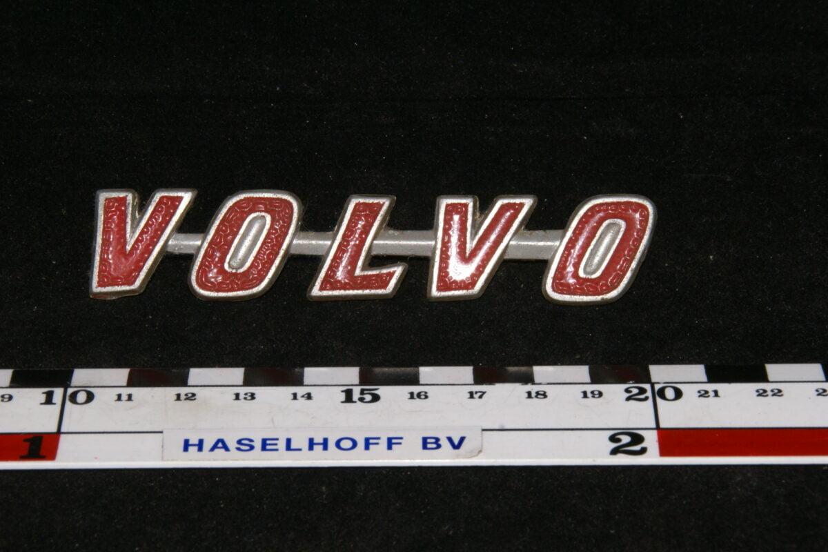 embleem spatbord Volvo 141100-0339-0