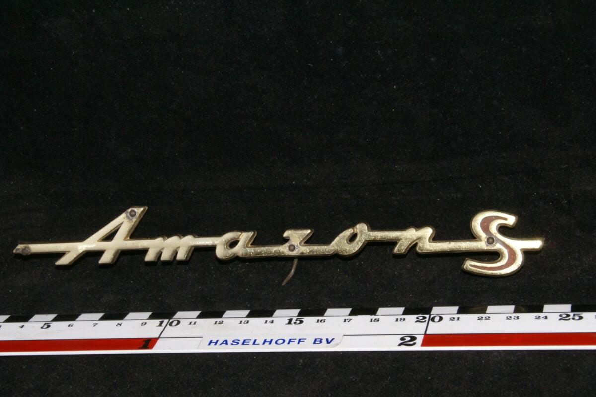embleem spatbord AmazonS 141100-0344-0