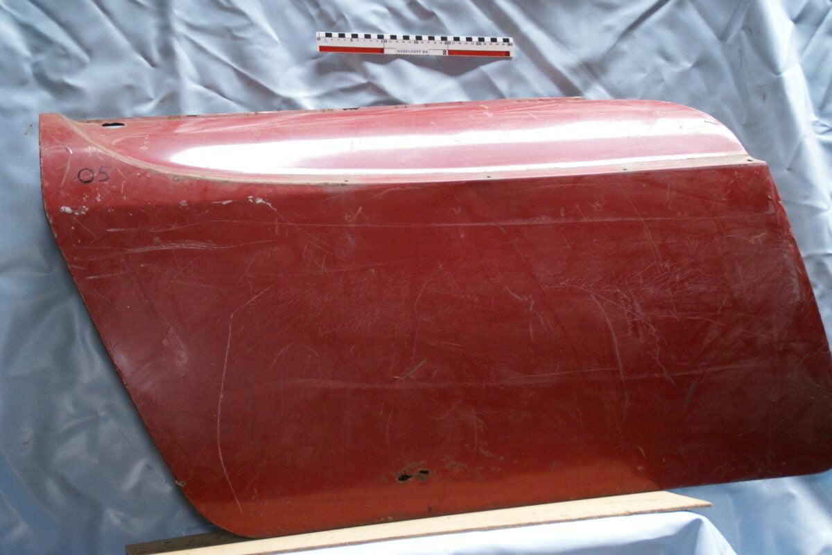 portier rechts rood alleen plaatwerk 1800portier05-0