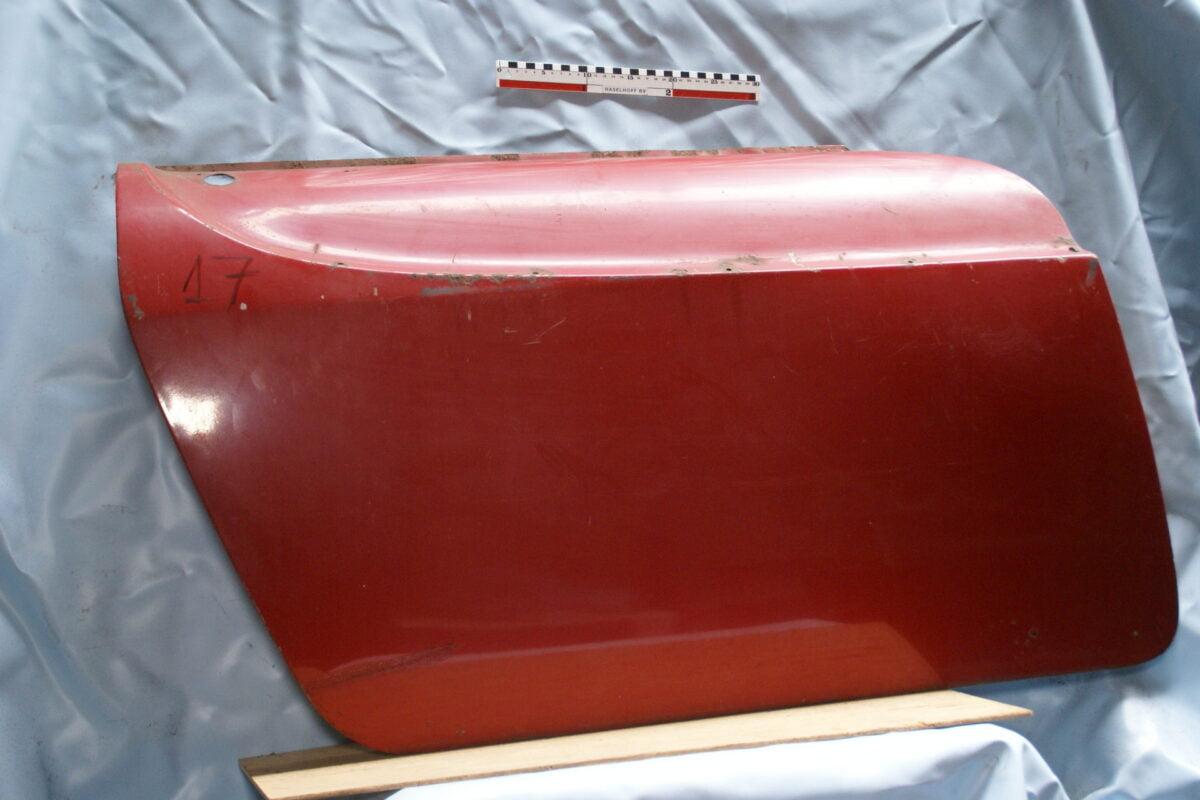 portier rechts rood alleen plaatwerk 1800portier17-0