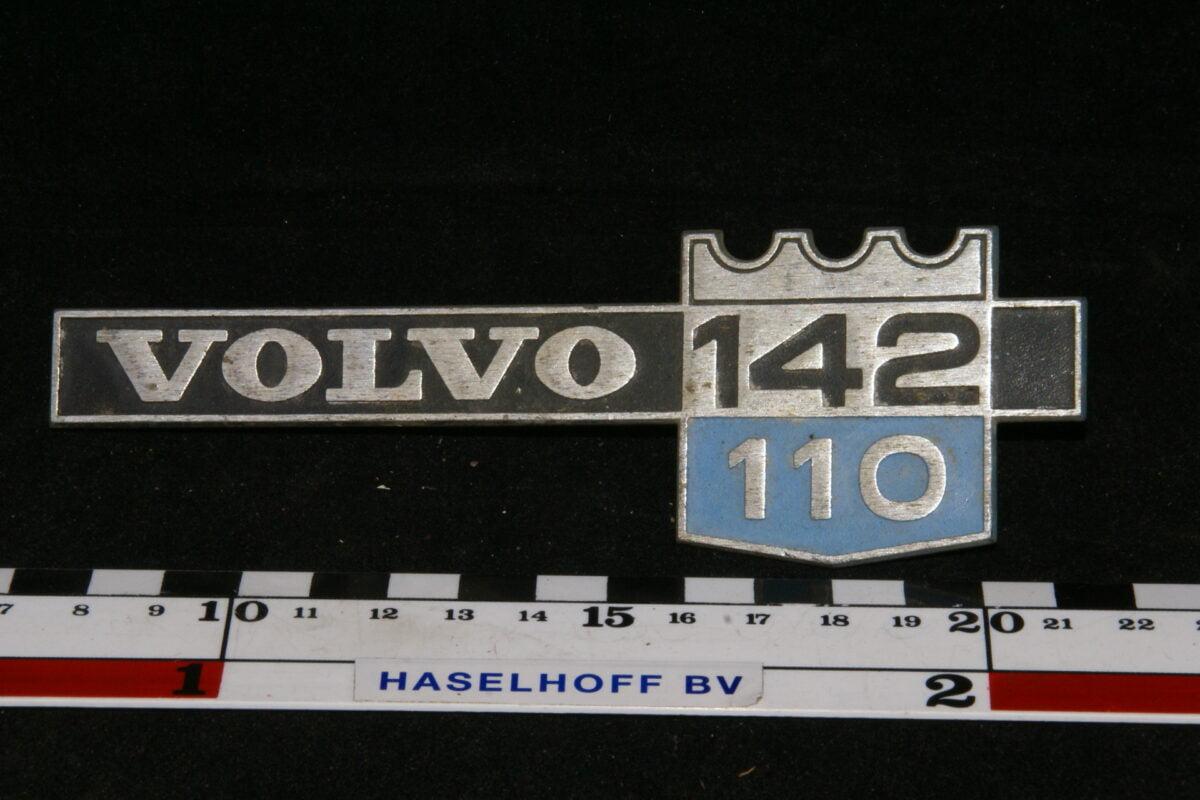 spatbord embleem VOLVO142/110 141100-0391-0