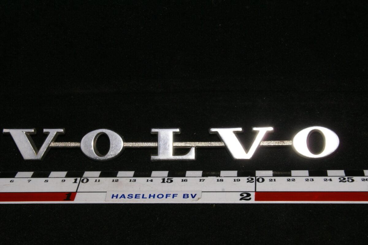 koffer embleem VOLVO 141100-0417-0