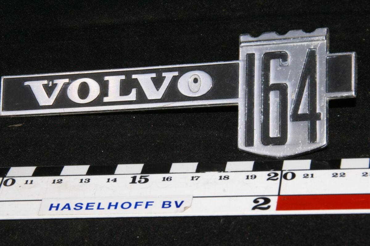 spatbord embleem VOLVO164 141100-0442-0