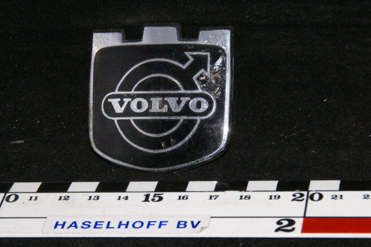 motorkap embleem VOLVO 141100-0443-0