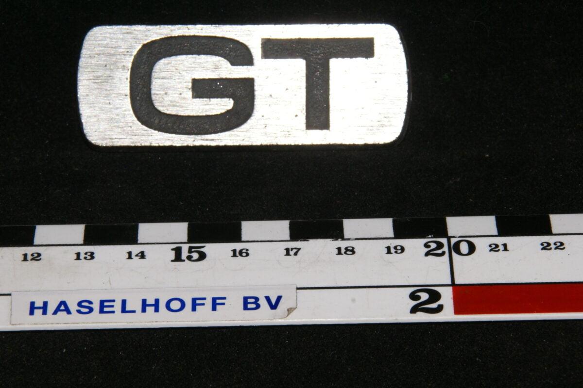 grille of achter embleem GT 141100-0465-0