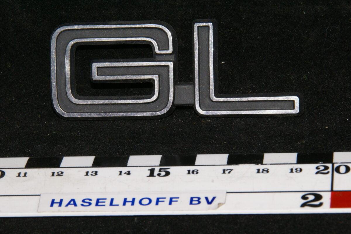 grille of achter embleem GLT 141100-0467-0
