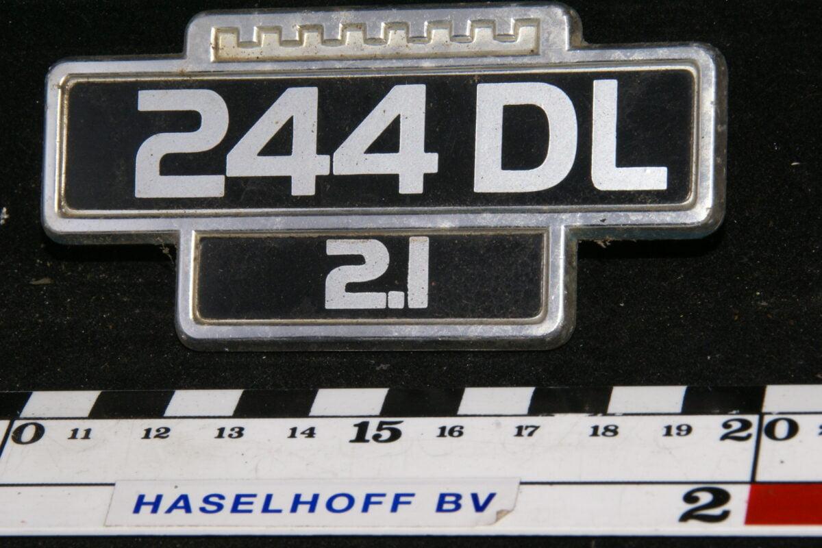 spatbord embleem 244DL/2.1 141100-0503-0