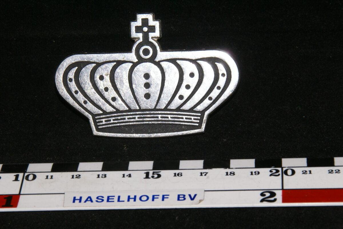 embleem C stijl kroon 141100-0533-0