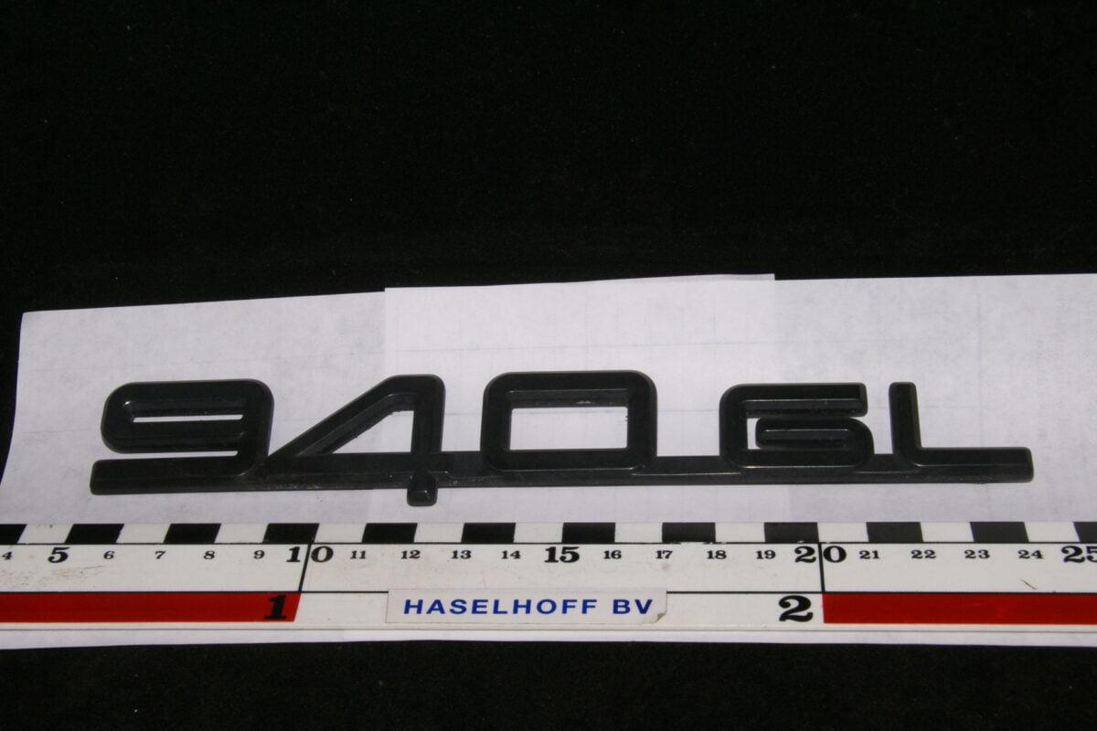embleem kofferseksel 940GL (laat) 141100-0555-0