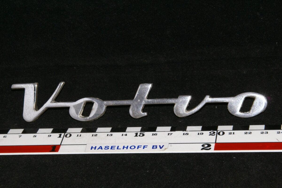 embleem kofferdeksel Volvo 141100-0561-0
