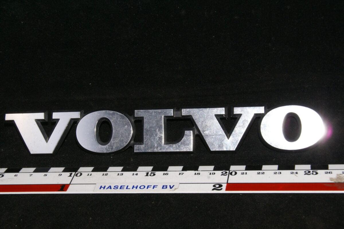 embleem kofferdeksel VOLVO (218mm) 141100-0578-0