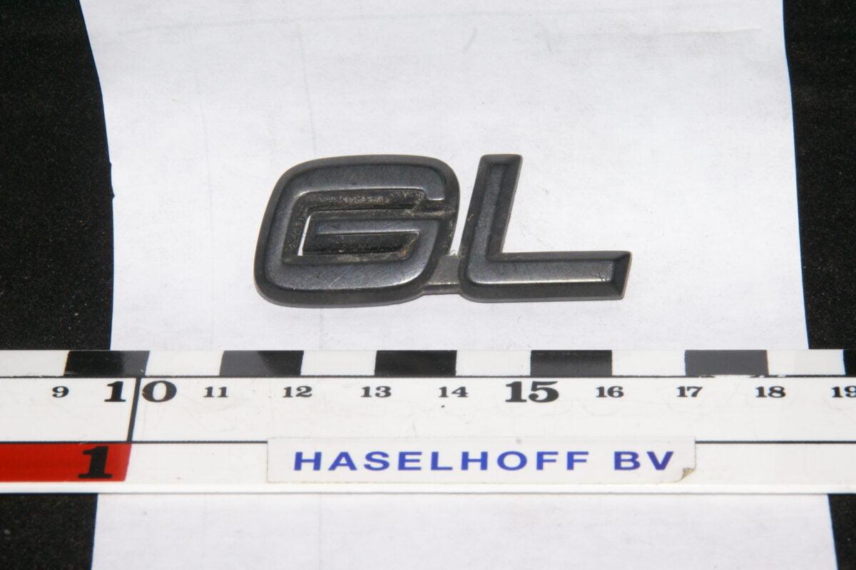 embleem kofferdeksel GL 141100-0656-0