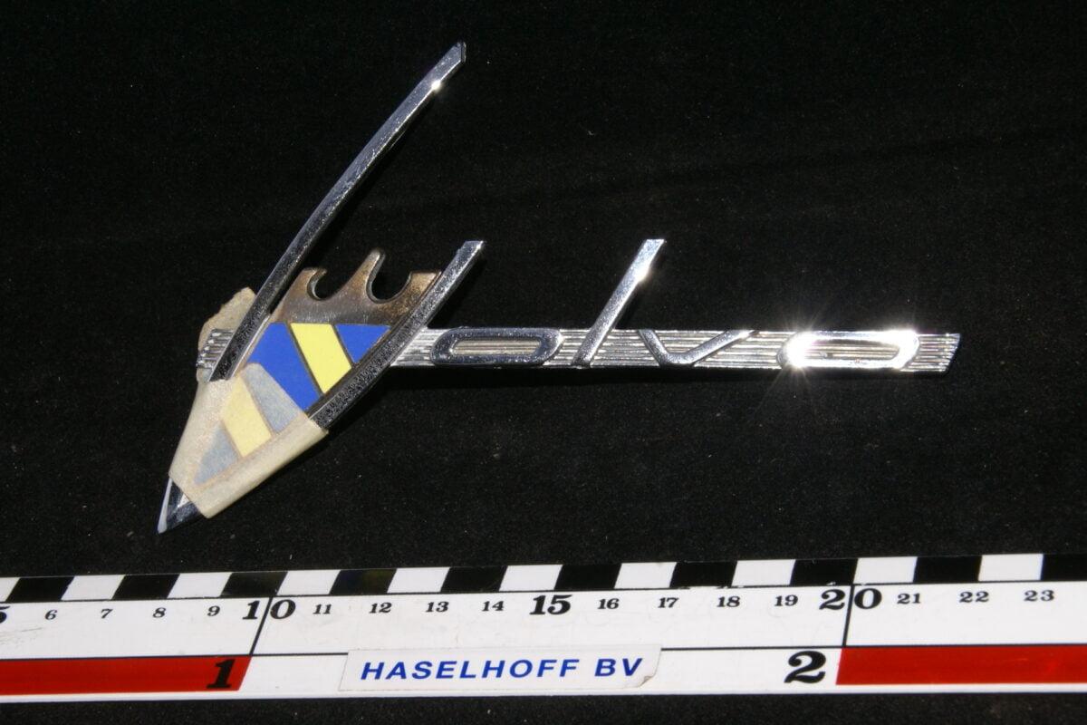embleem C stijl Volvo (met kleuren) 141100-0698-0