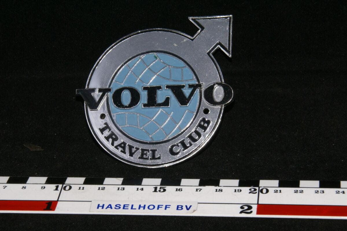 badge VOLVO TRAVEL CLUB 141100-0707-0