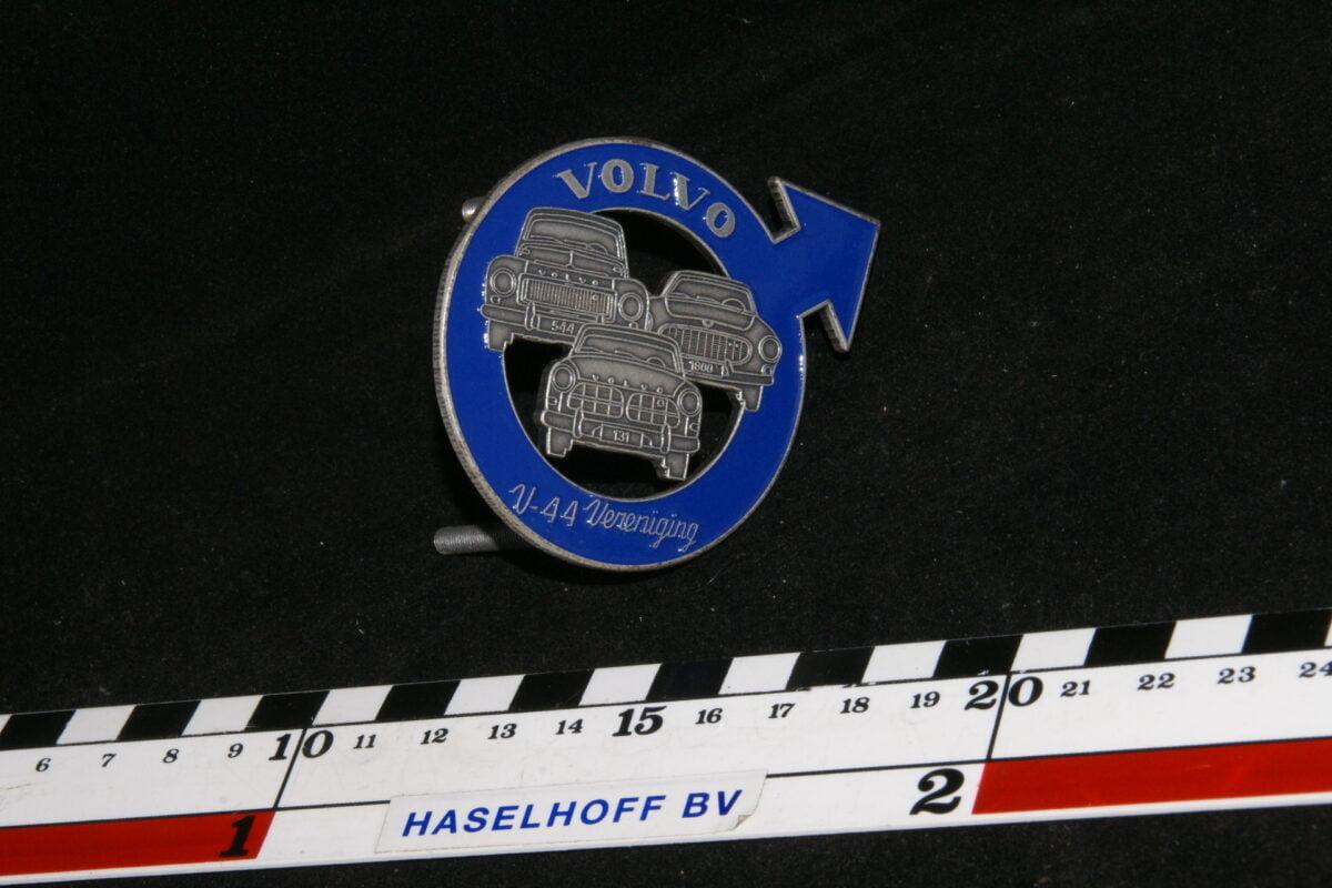 badge VOLVO V-44 VERENIGING (laat) 141100-0714-0