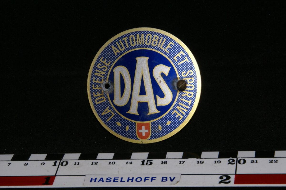 badge DASLA DEFENCE ET SPORTIVE (Zwiters) 141100-0720-0