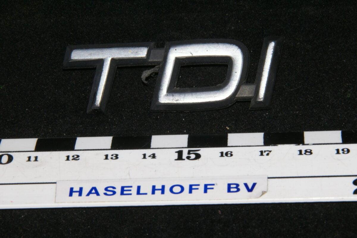 embleem TDI 141100-0790-0