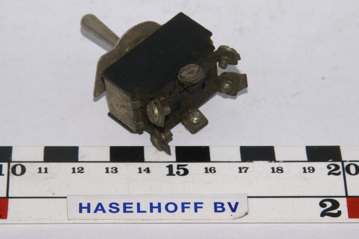 schakelaar 6-polig 160113-2219-0