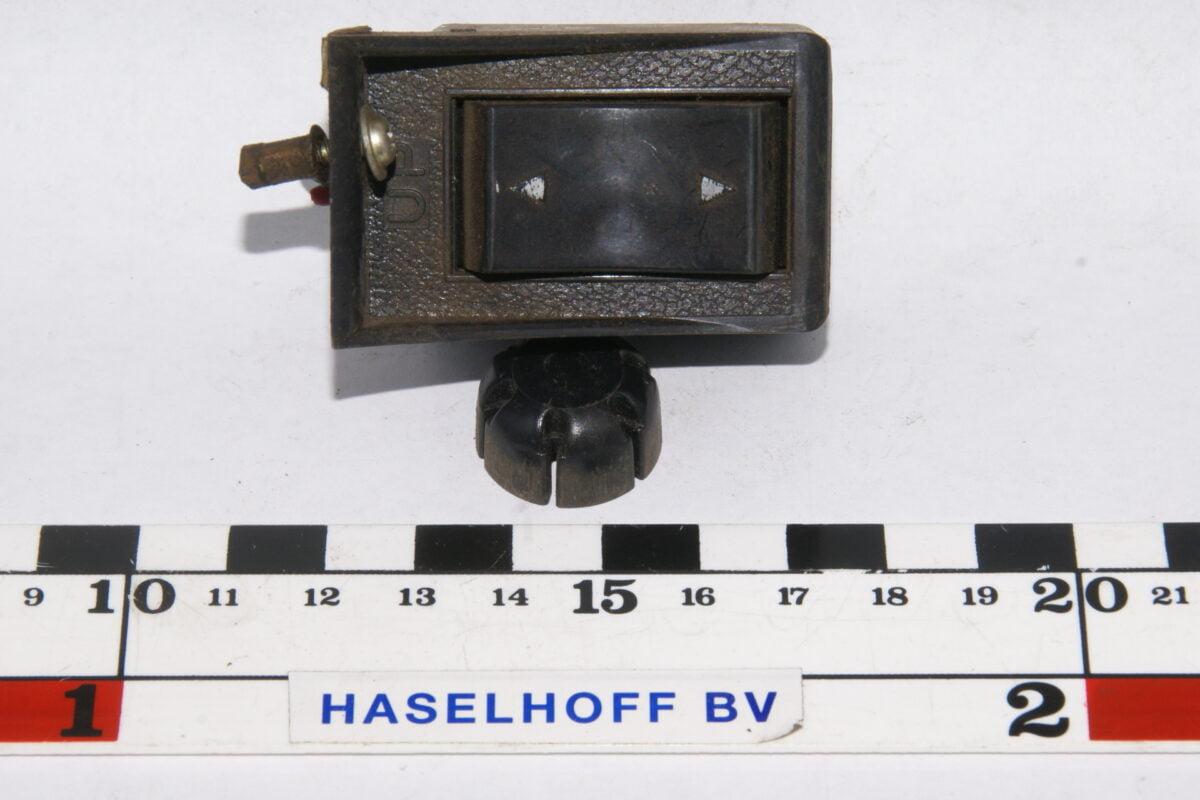 schakelaar electrische antenne in houder 160113-2222-0