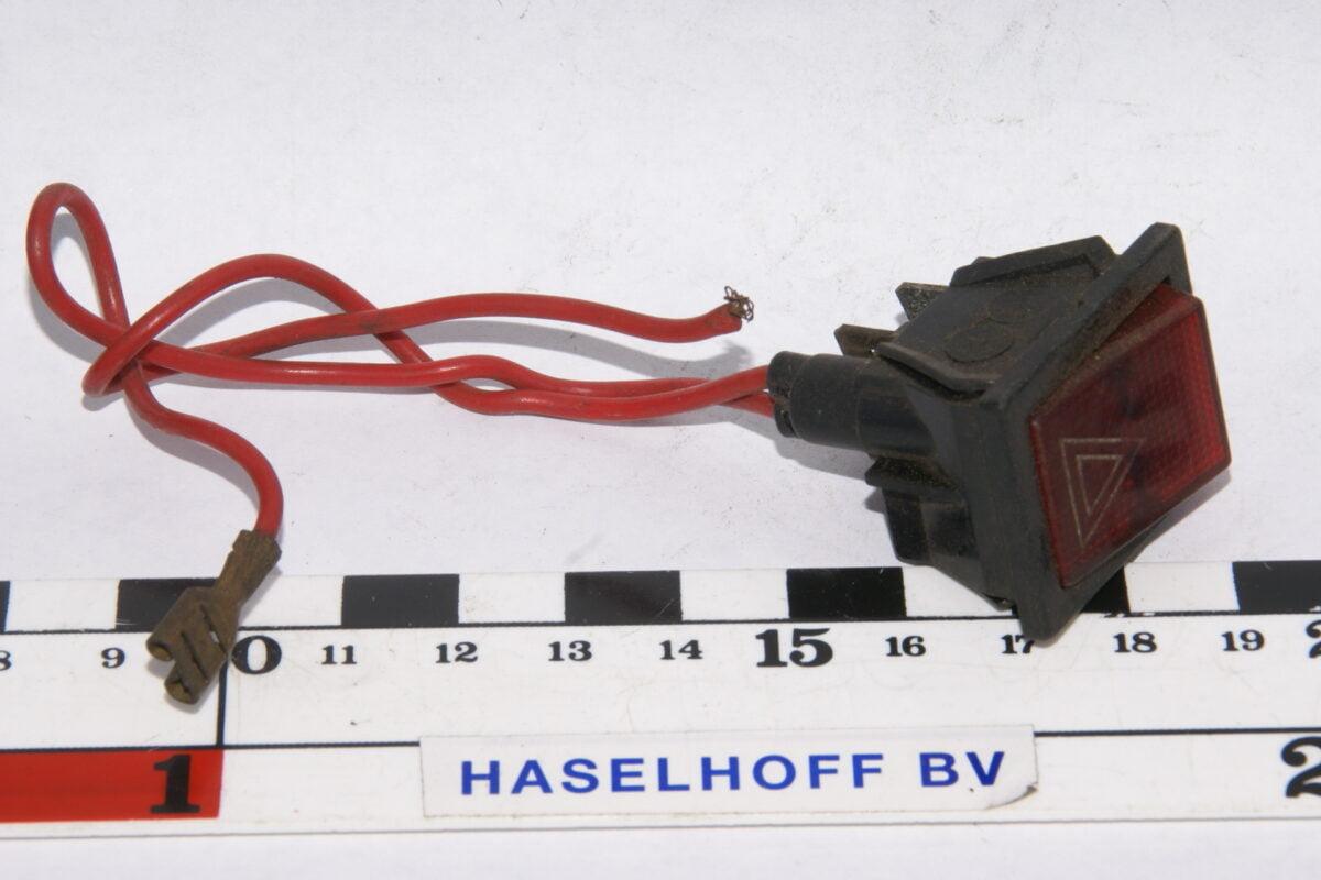 schakelaar hazard met lampje 160113-2225-0