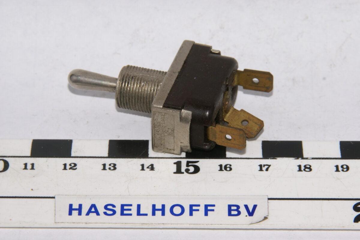 schakelaar chroom aan-uit 3-polig 160113-2235-0